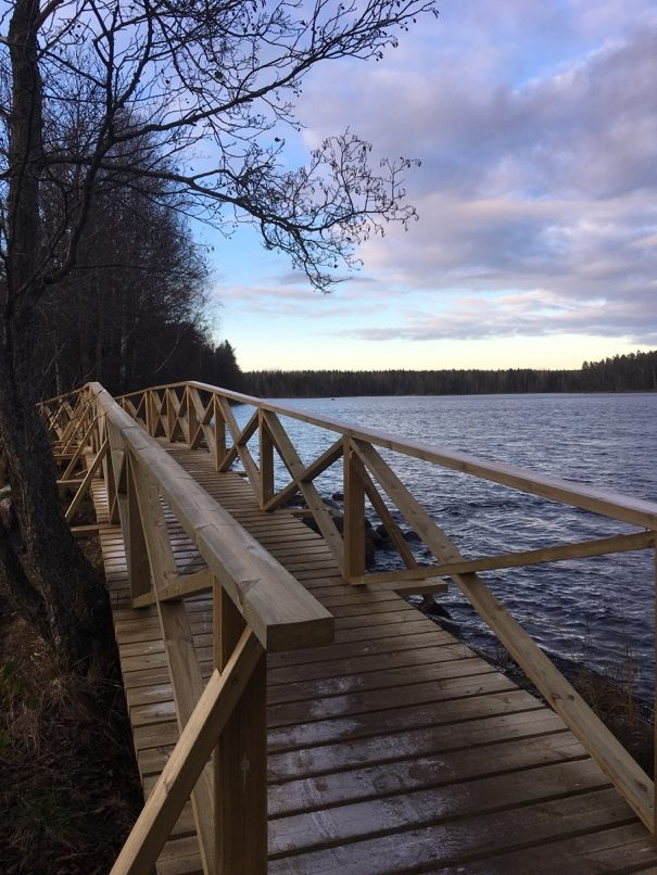 Kyynäränharju bridge