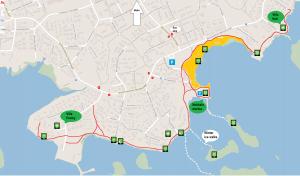 Matinkylä Rantaraitti Nokkala map kartta