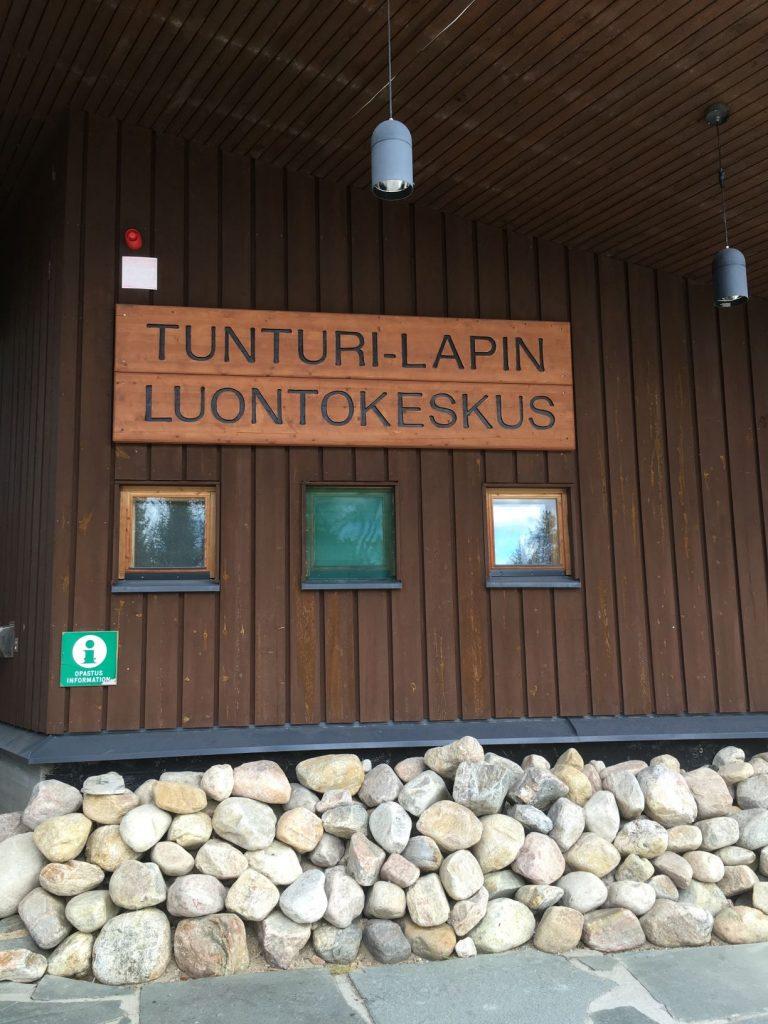 Tunturi-Lapin Luontokeskus The Fell Lapland Visitor Centre