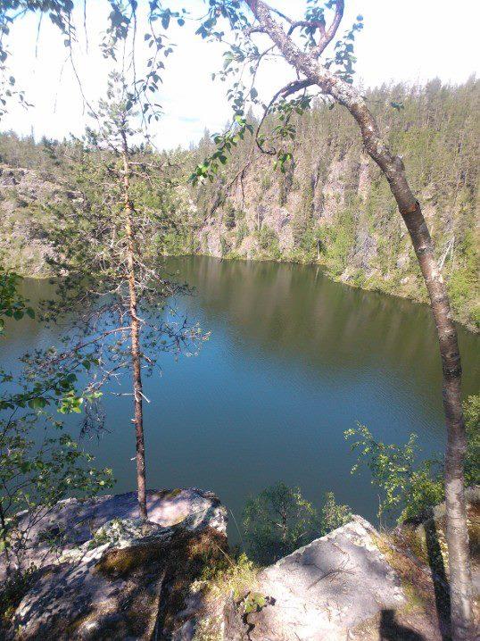 Pakasaivo Hell of Lapland