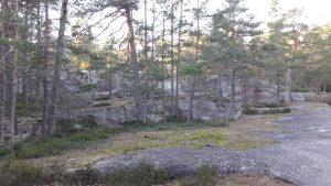 Rullavuori Rantaraitti Espoo Iivisniemi map kartta
