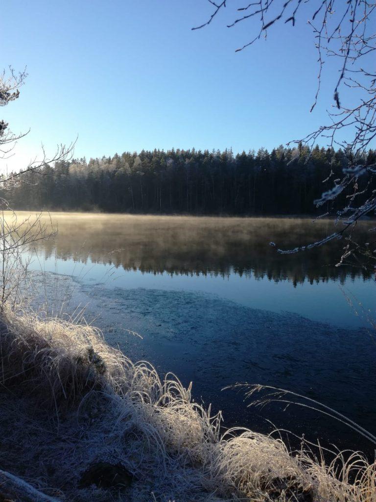 Iso-Valkee lake