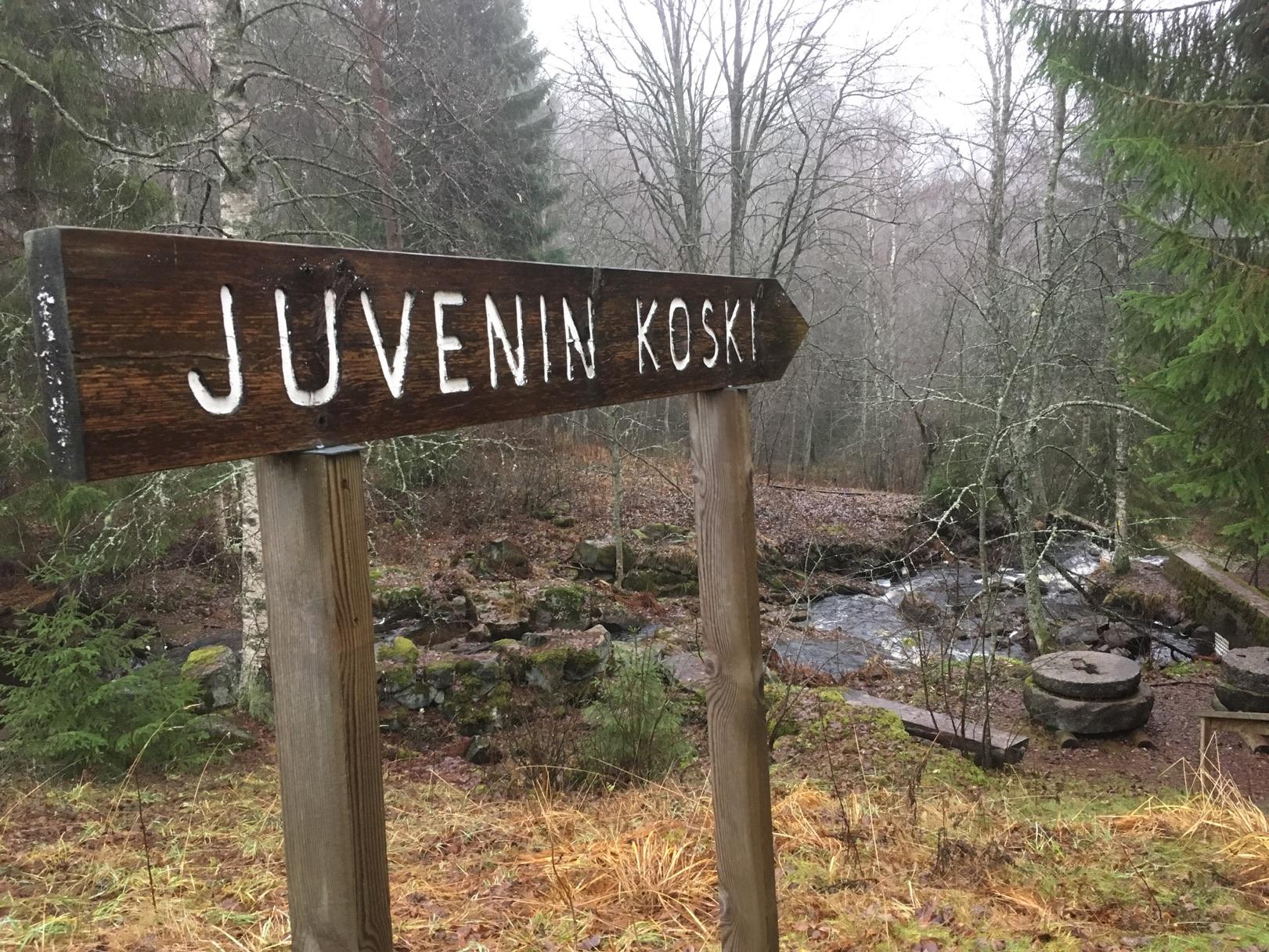 Juveninkoski in Jämsä