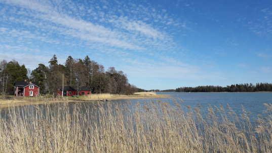 Rantaraitti in Espoo Suomenoja