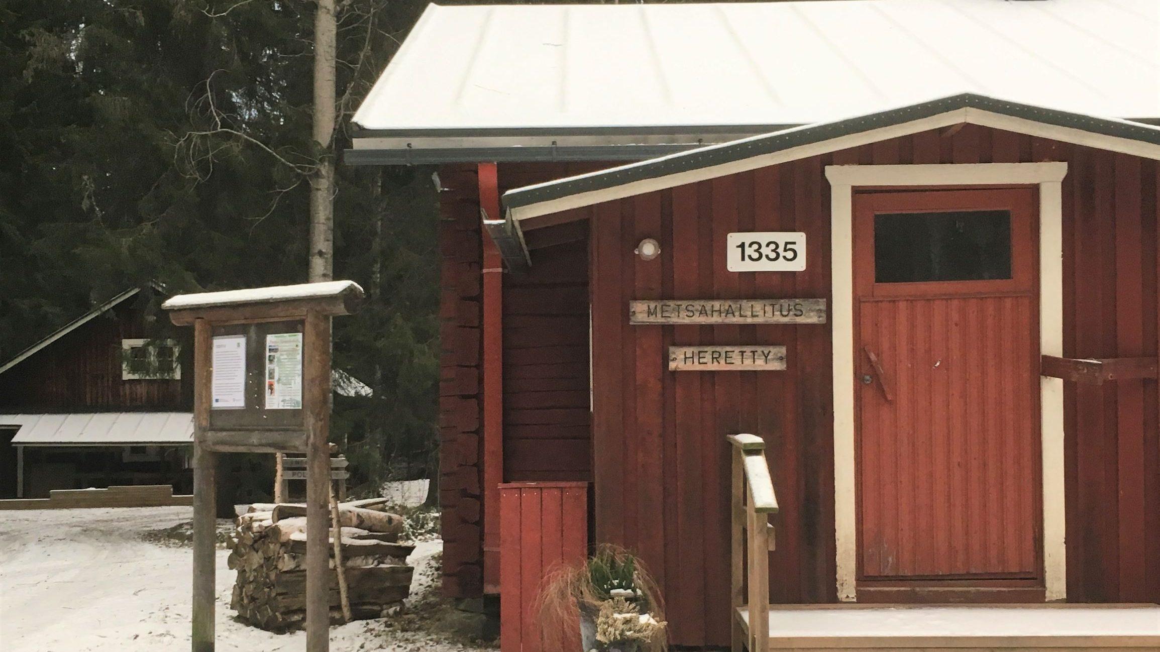 Isojärvi National Park - Heretty
