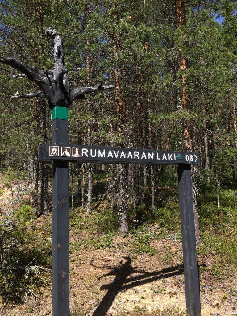 Rumavaara Pudasjärvi