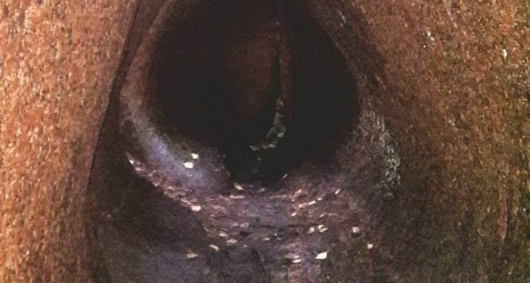Högberget-cave