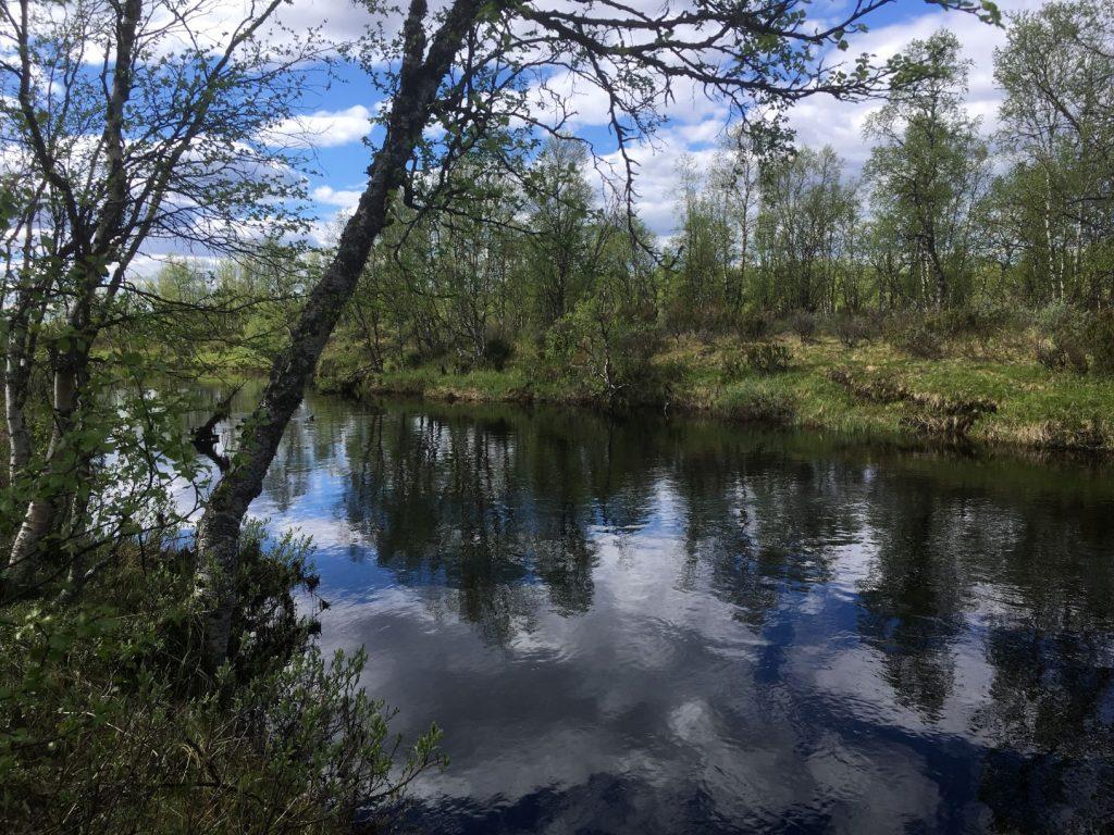 Käkkälöjoki river