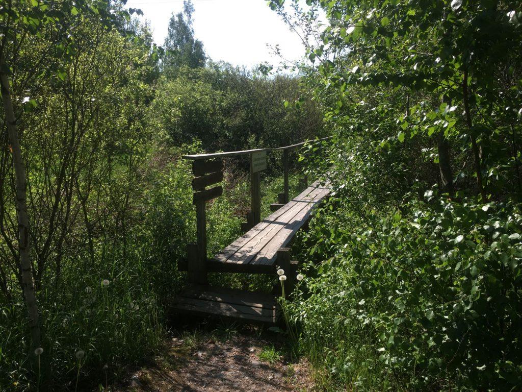 Nature trail Aneriojärvi