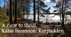 Finnish Nature Day at Korpudden