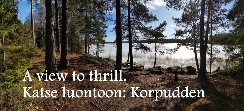 Finnish Nature Day at Korpudden