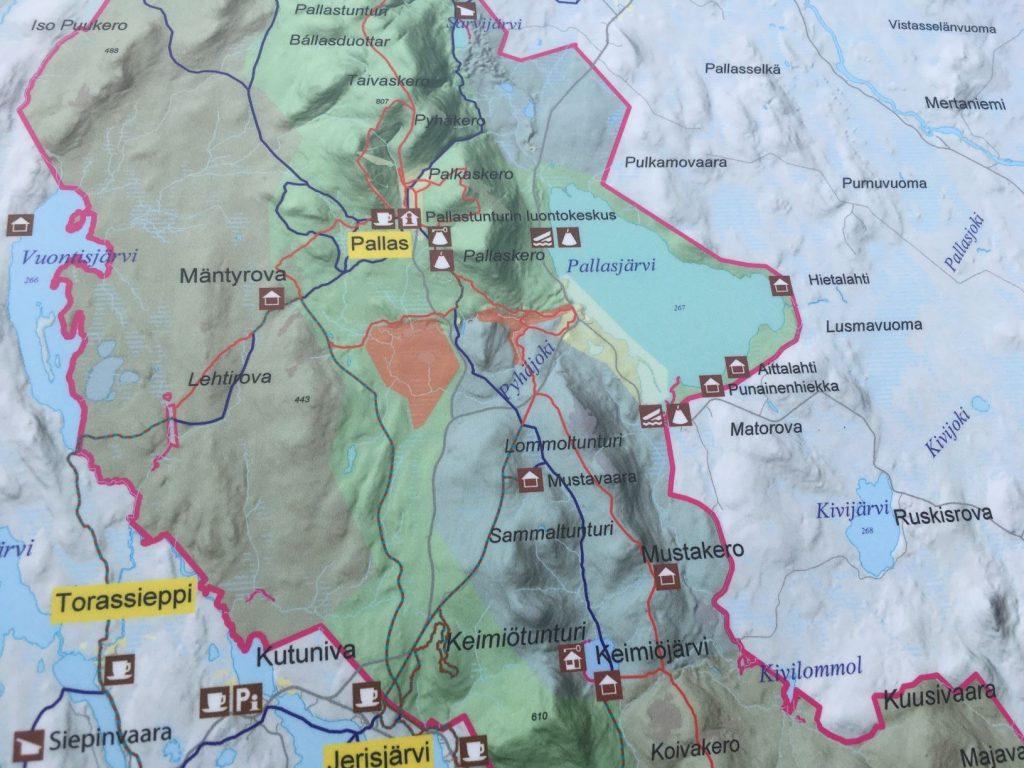 Punainenhiekka map