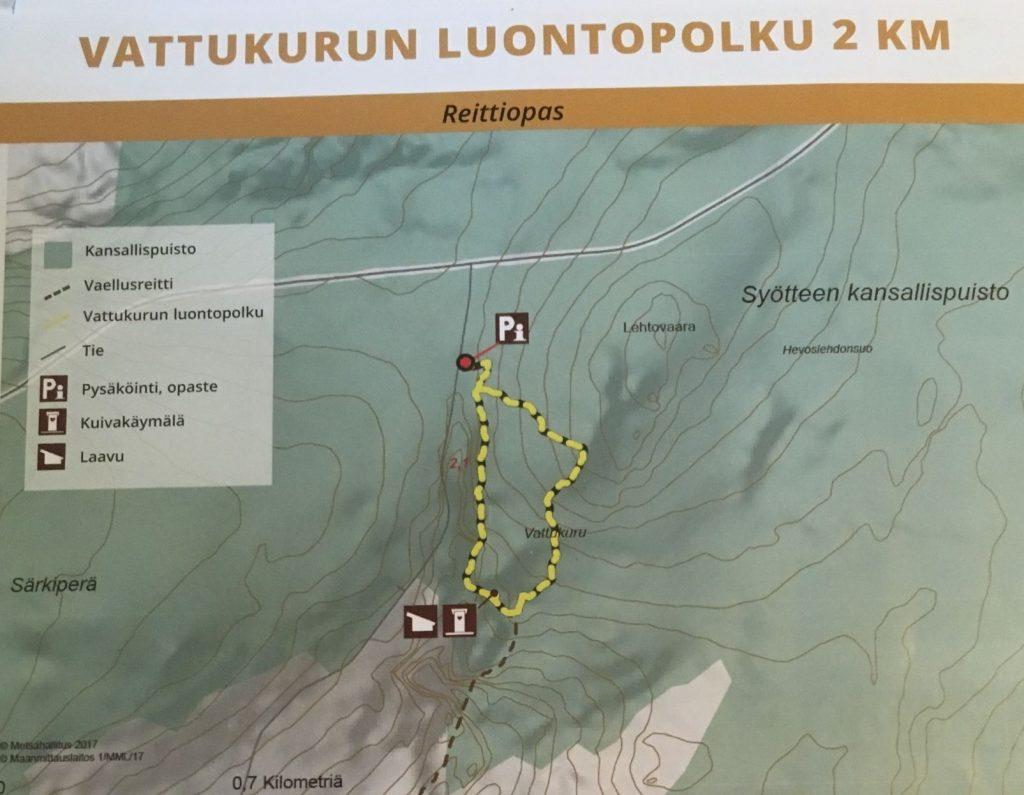 Vattukuru map