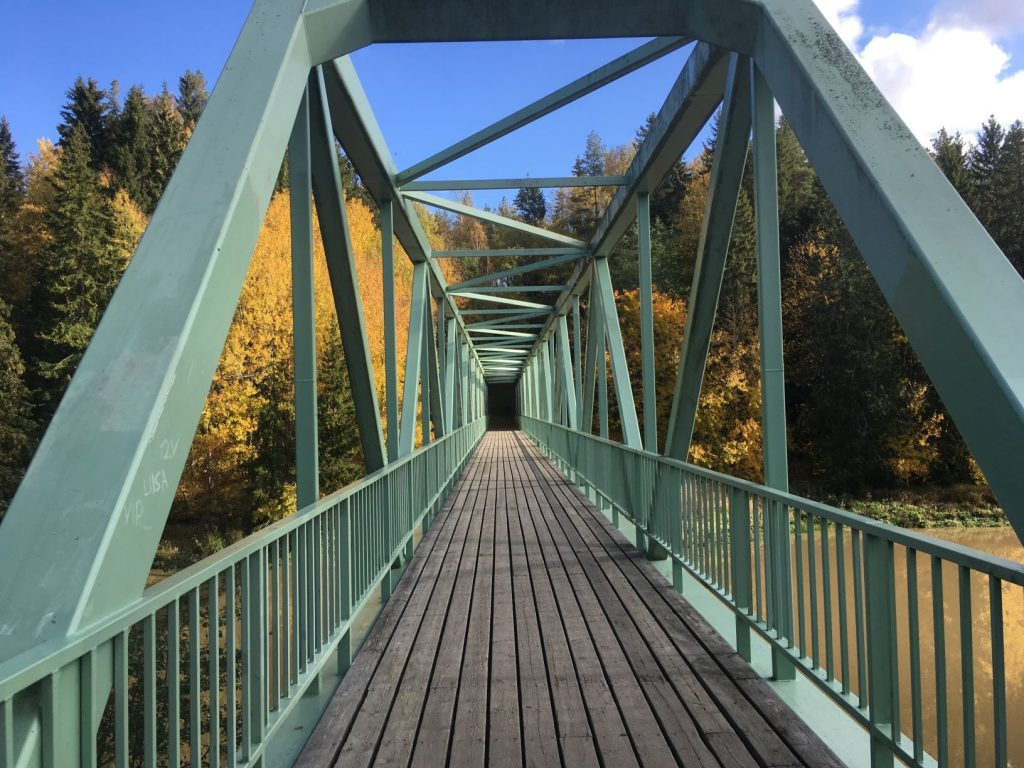 Myllyoja bridge