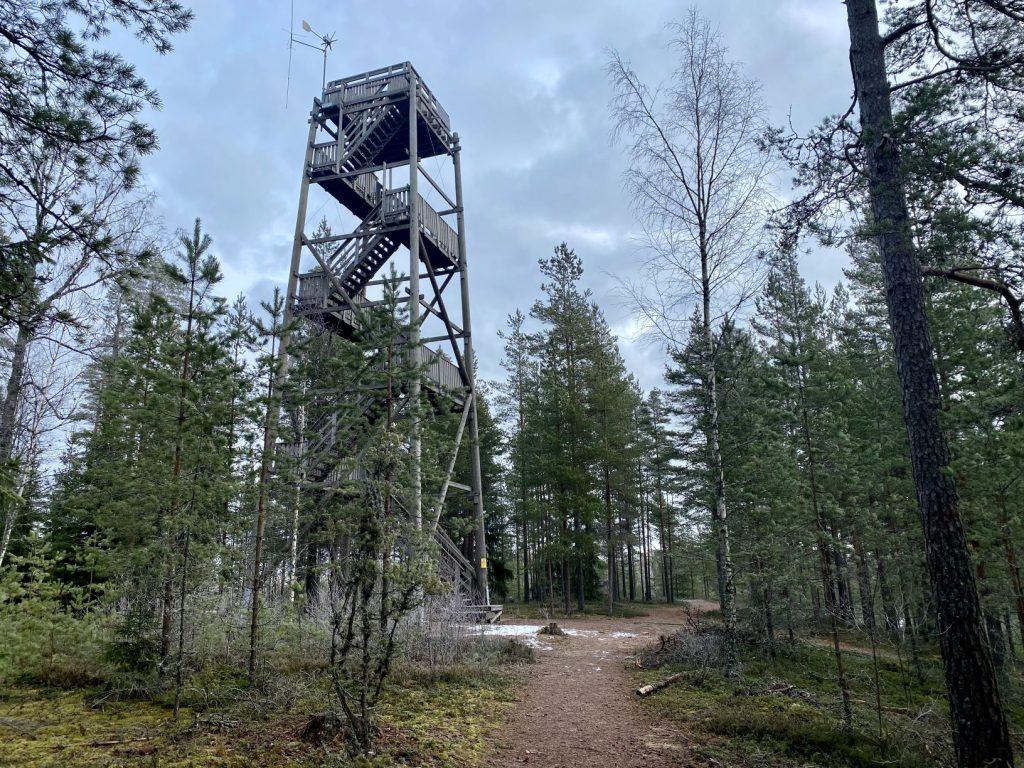 Hevonlinna observation tower