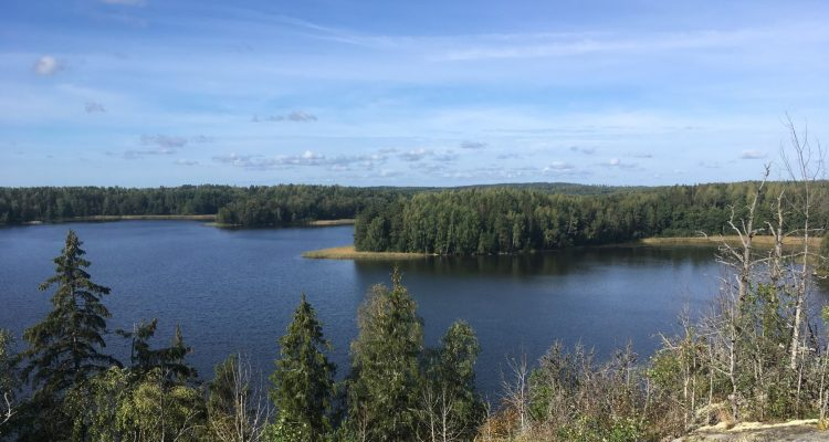 Geocaching in Uusimaa