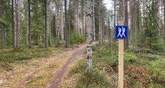 Hovimäki-Esakallio trail
