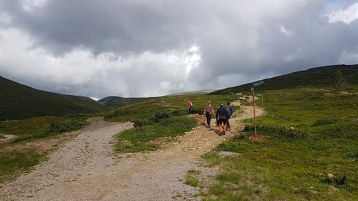 Taivaskero trail