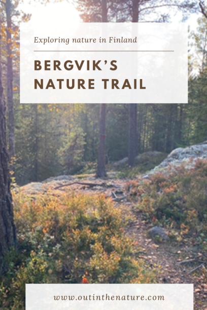 Bergviks nature trail Pinterest