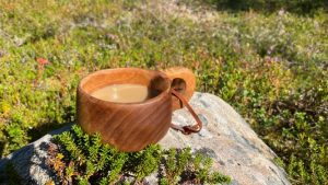 Kuksa coffee