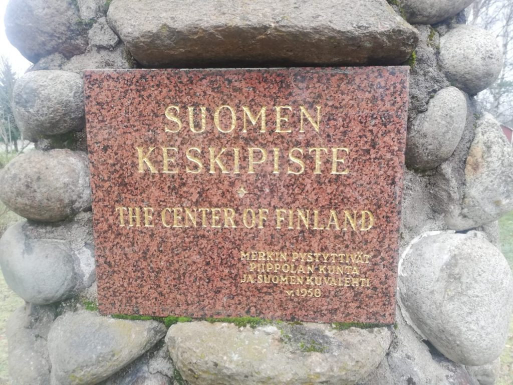 Monument in Siikalatva