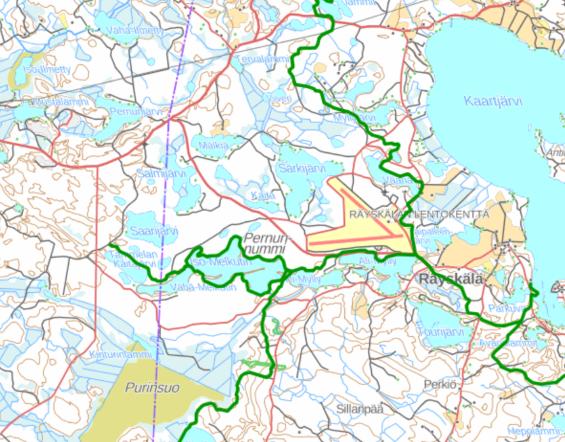 Iso-Melkutin map