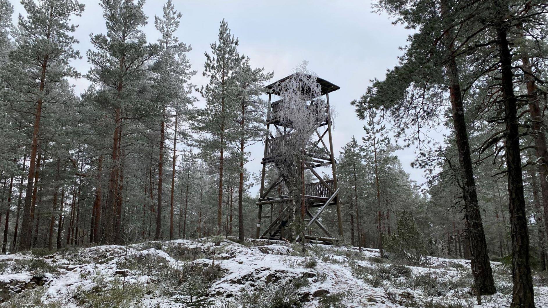 Korkeusvuori observation tower