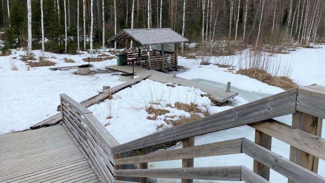 Heinäjoki fireplace