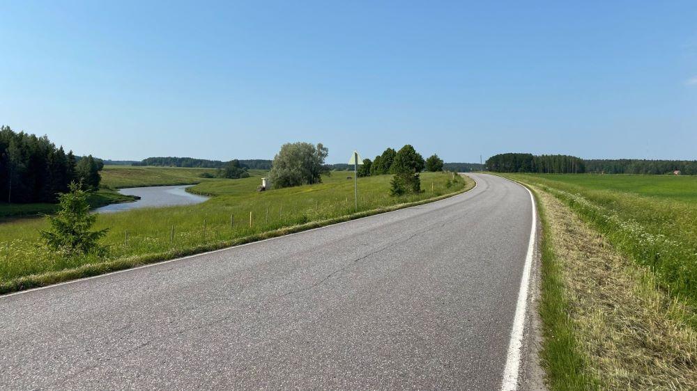 Ox Road in Tarvasjoki