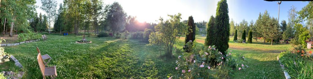 Savipuisto in Somero