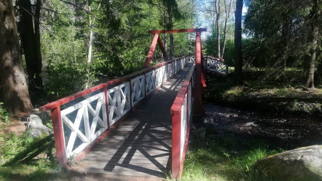 Bridge at Alakestilä