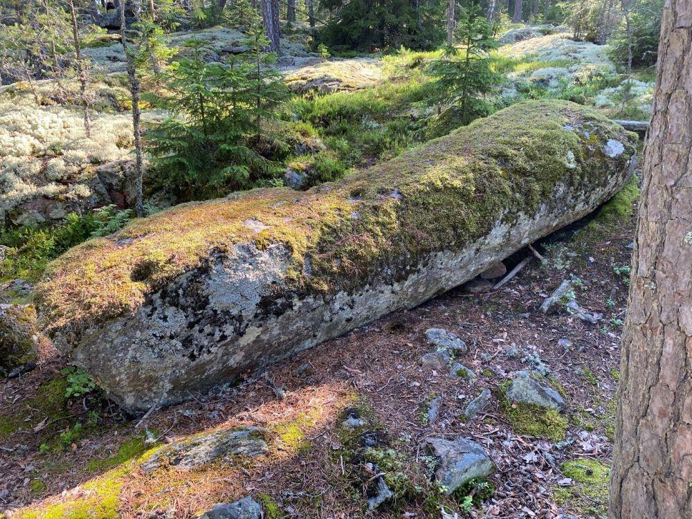 Giant's grave