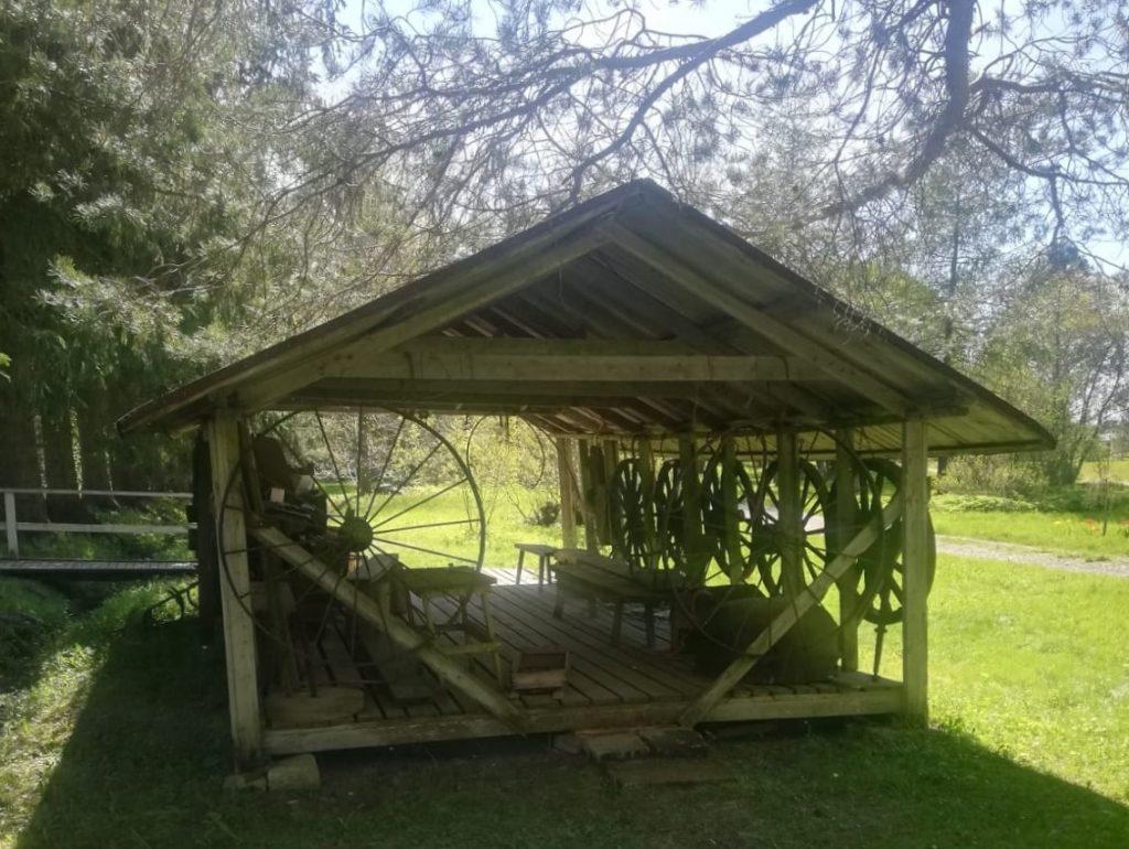 Shelter at Alakestilä