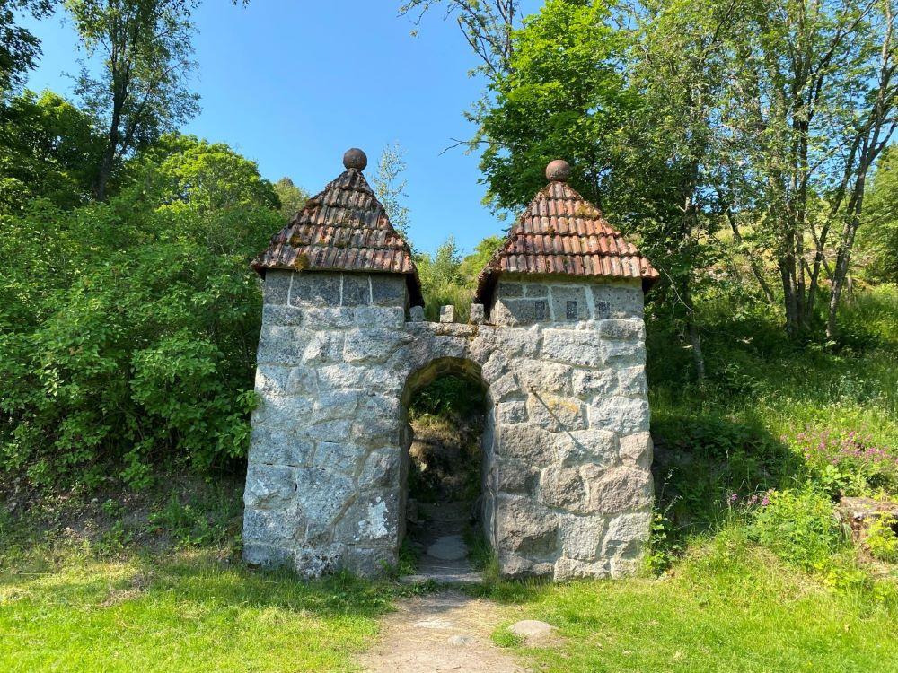 Vanhalinna Gate