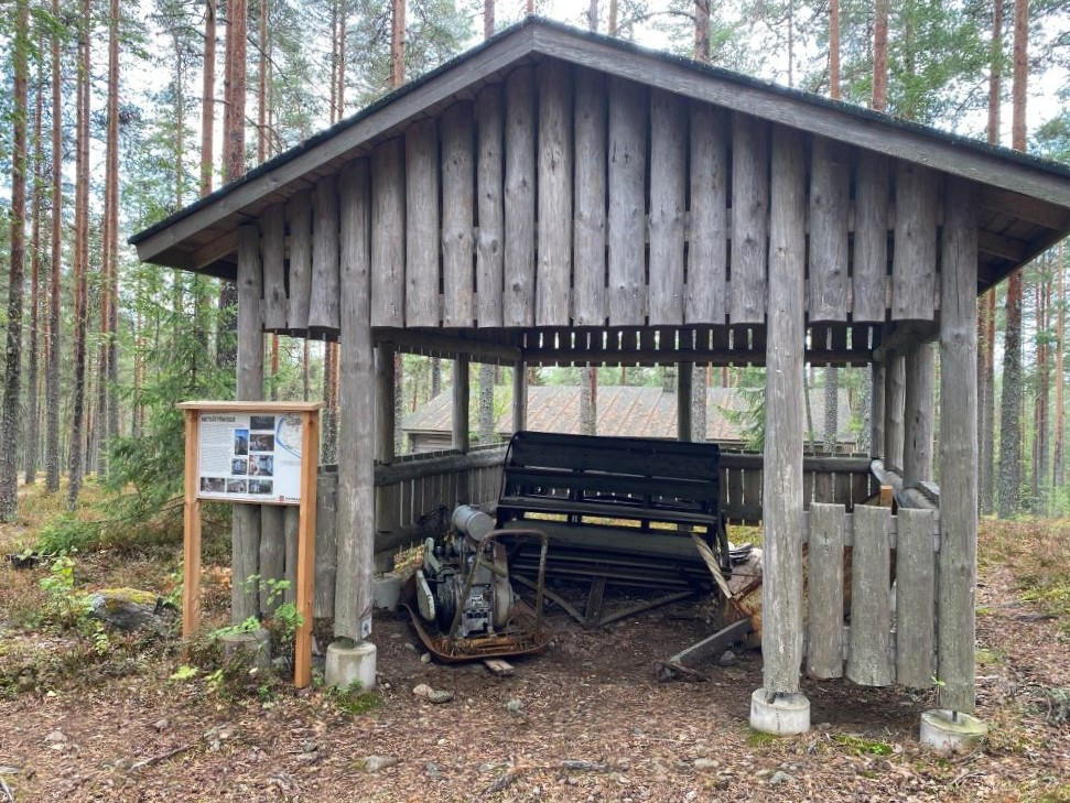 Forestry museum