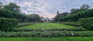 Helsinki Winter and Rose Garden Töölönlahti ruusutarha talvipuutarha